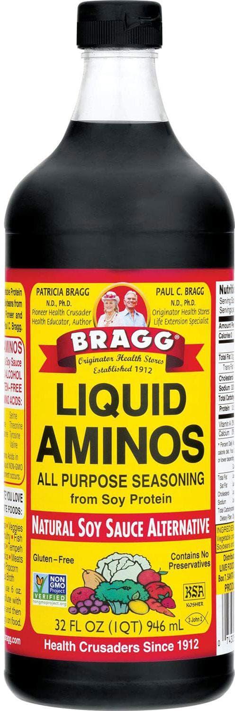 Aminoácidos líquidos