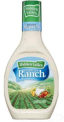 Aderezo ranch
