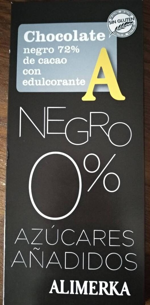 chocolate-negro-72-con-edulcorante-alimerka