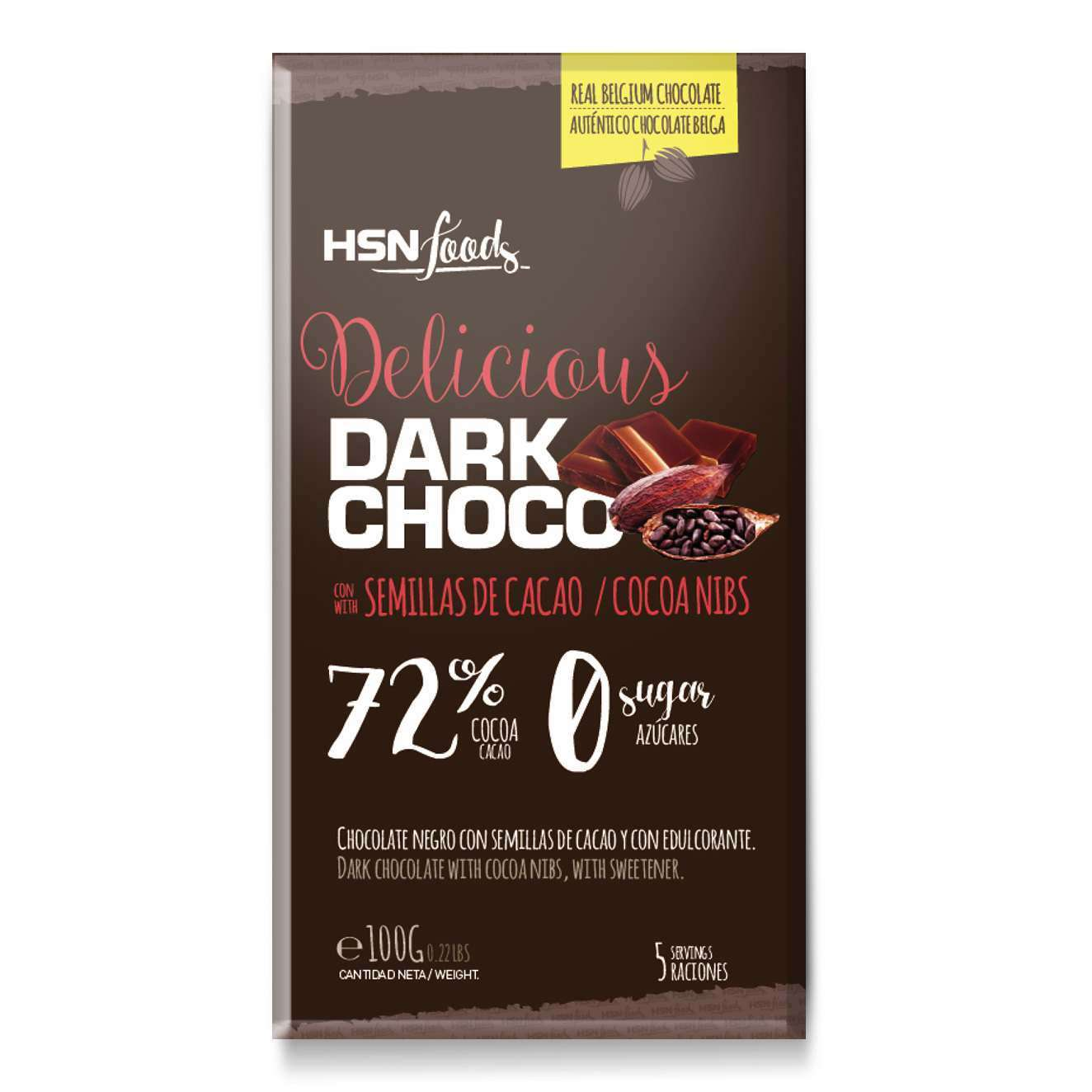 delicious-dark-choco-semillas-de-cacao-hsn-foods