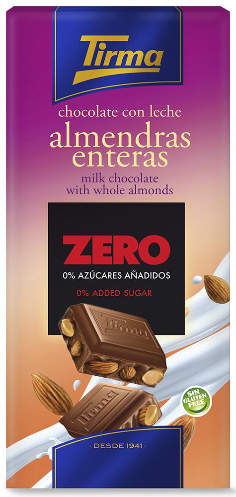 chocolate-con-leche-y-almendras-enteras-zero-de-la-marca-tirma