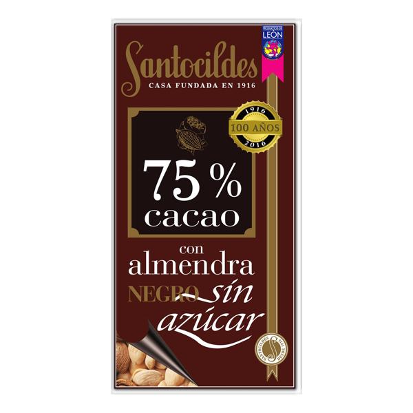 chocolate-negro-75-con-almendra-sin-azucar-santocildes