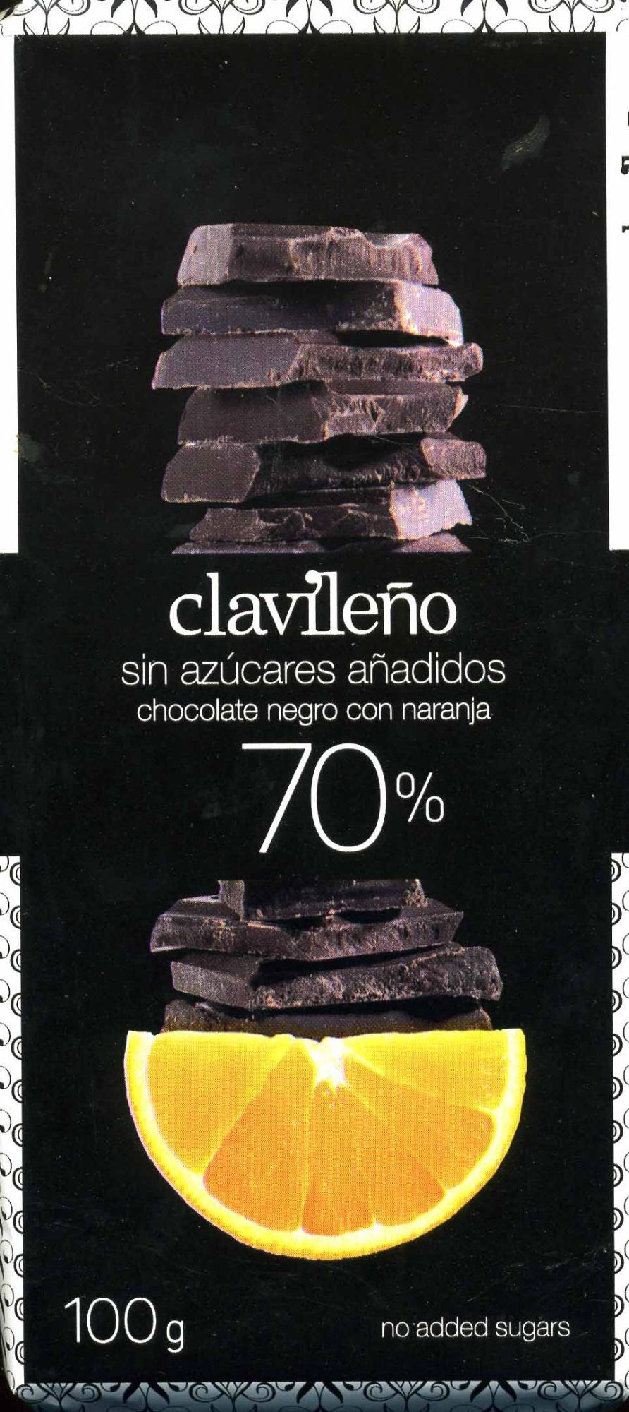 chocolate-negro-con-naranja-edulcorado-70-cacao-clavileno