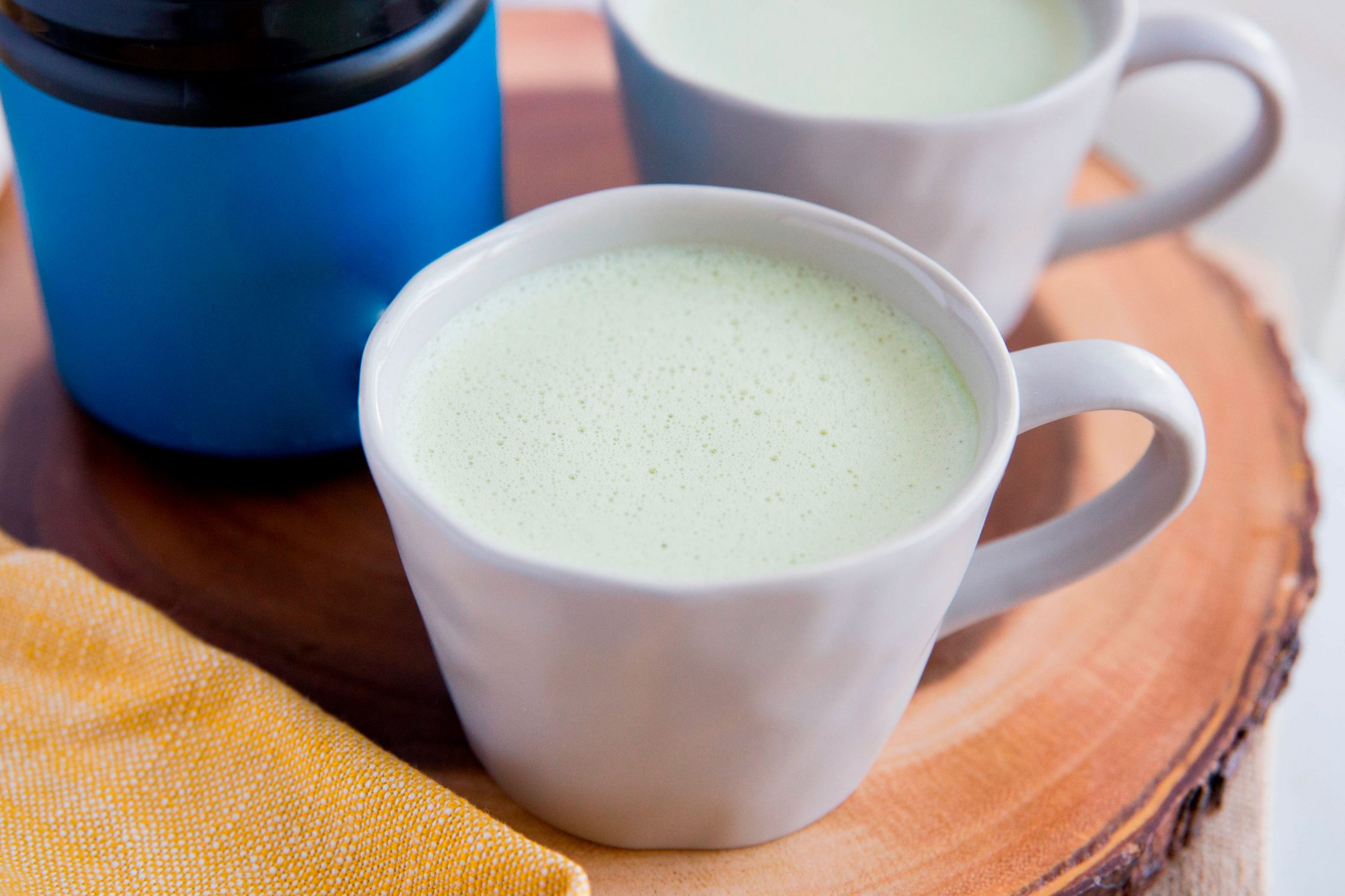 Matcha Latte Confortante