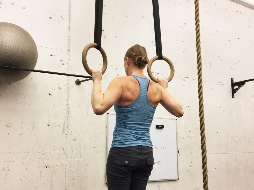 ejercicios de dominadas