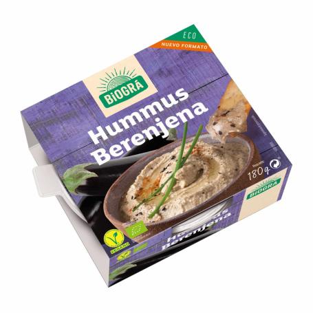 hummus berenjena Biográ