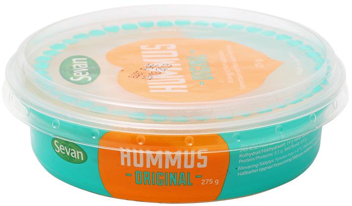 hummus original Sevan