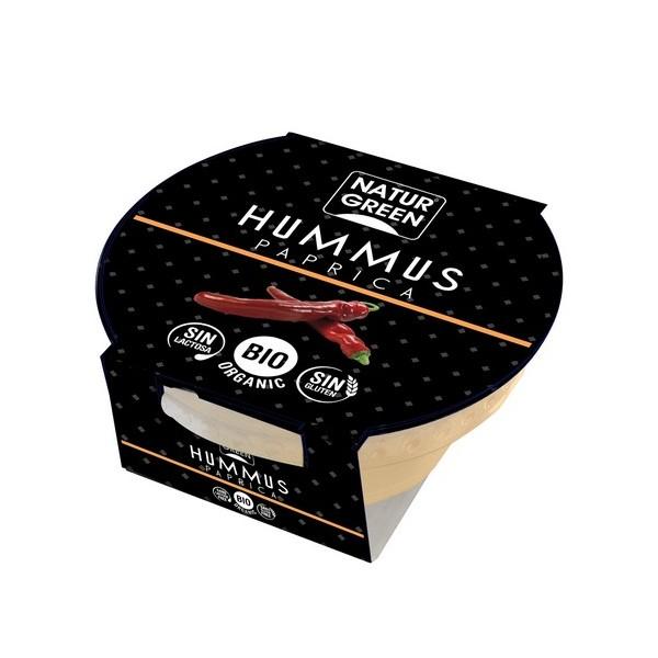 hummus paprika NaturGreen