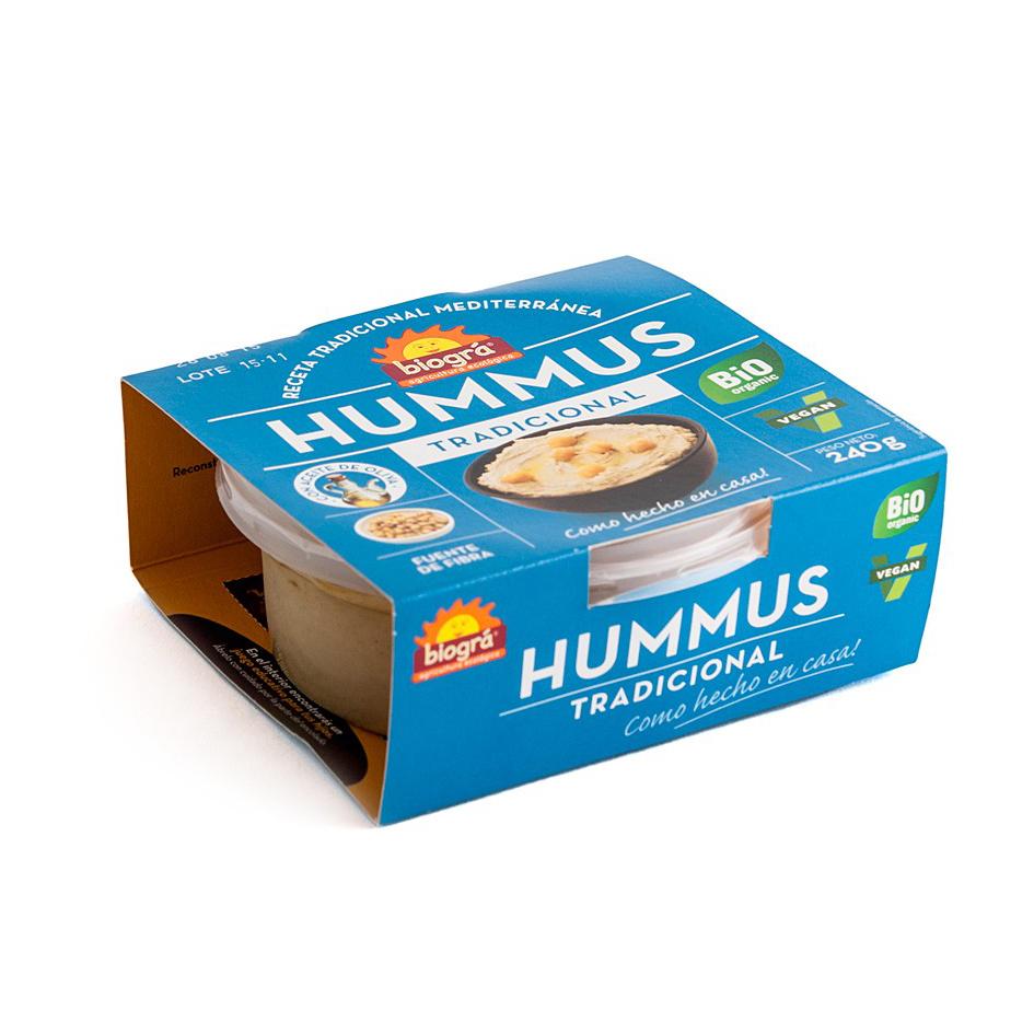 hummus tradicional Biográ