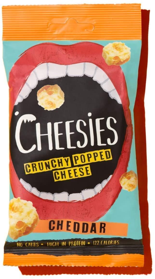 snack de queso crujiente Cheesies