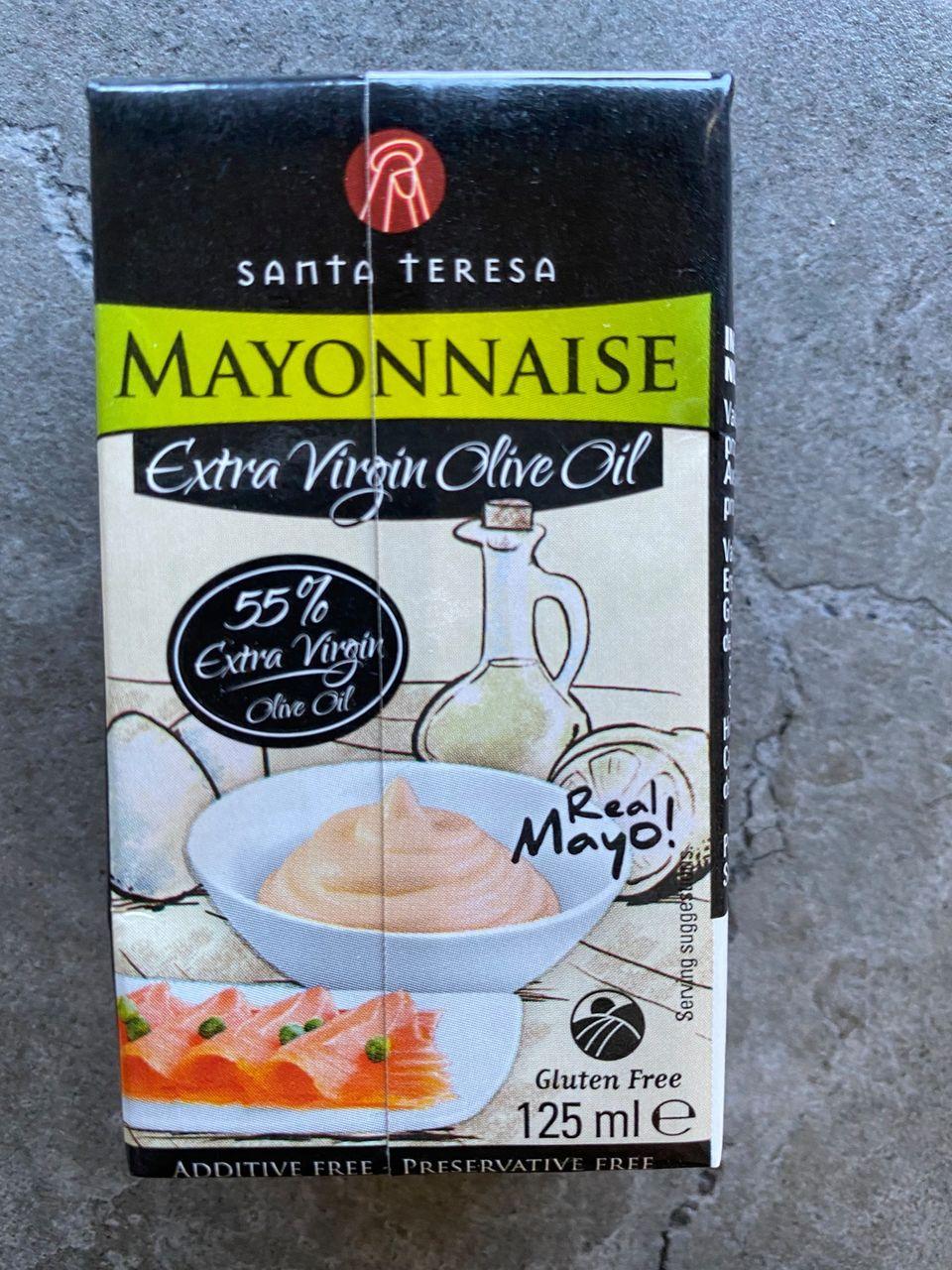 Mayonesa keto
